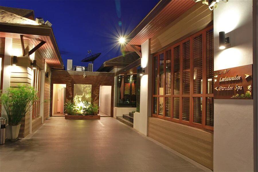 Thailand Bangkok Suvurnabhumi Suite Hotel 14