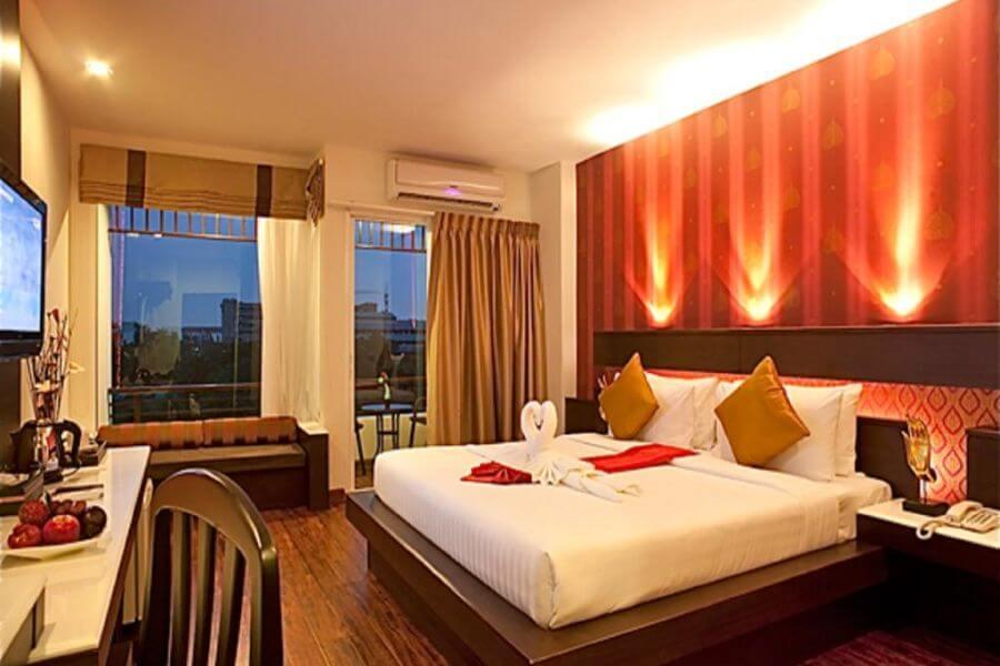Thailand Bangkok Suvurnabhumi Suite Hotel 16