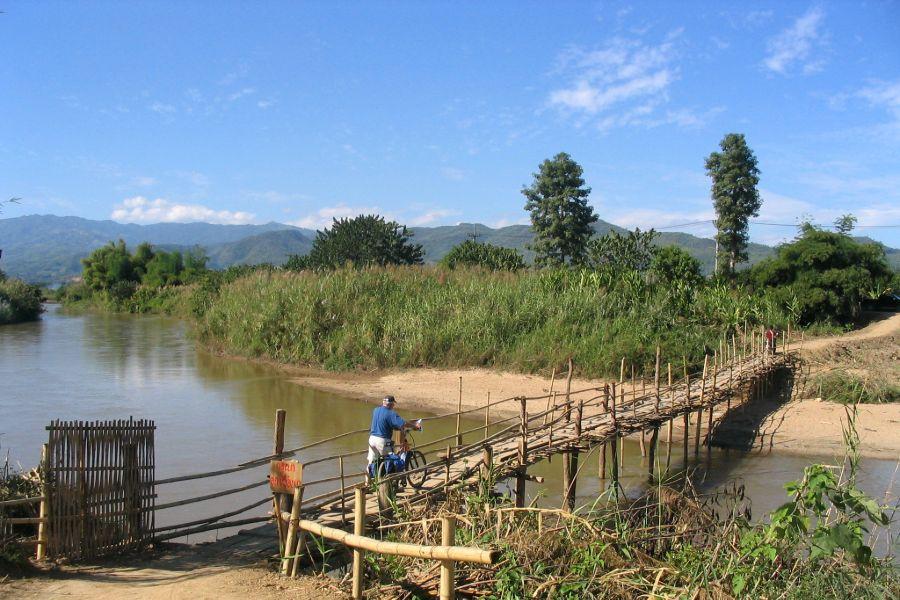 Gerelateerde tour 4-Daagse fietstour Chiang Mai naar Chiang Rai