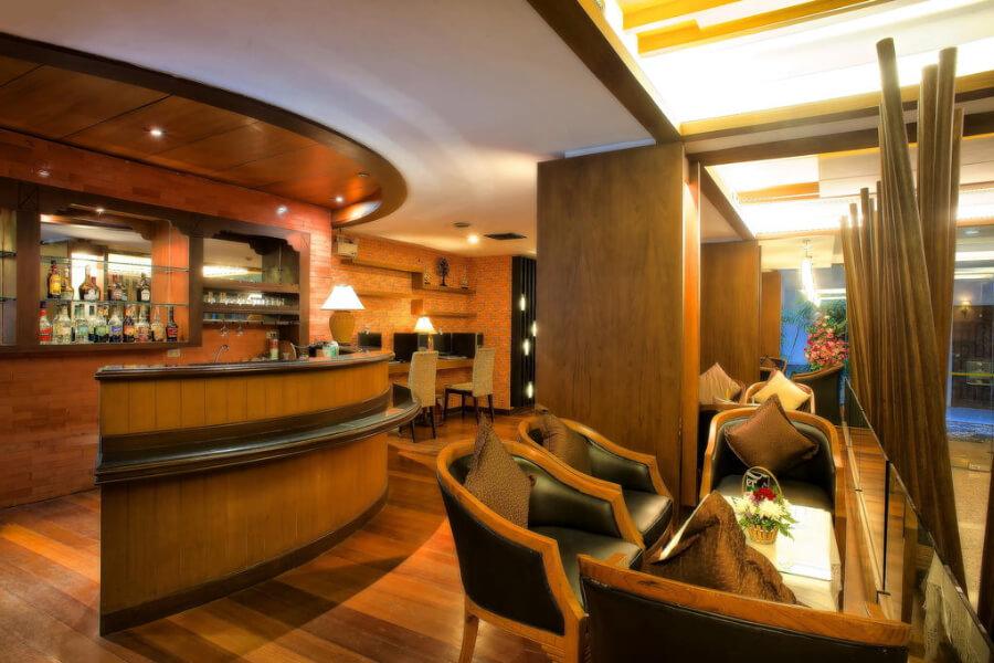 Thailand Chiang Mai Gate Hotel Lobby 03