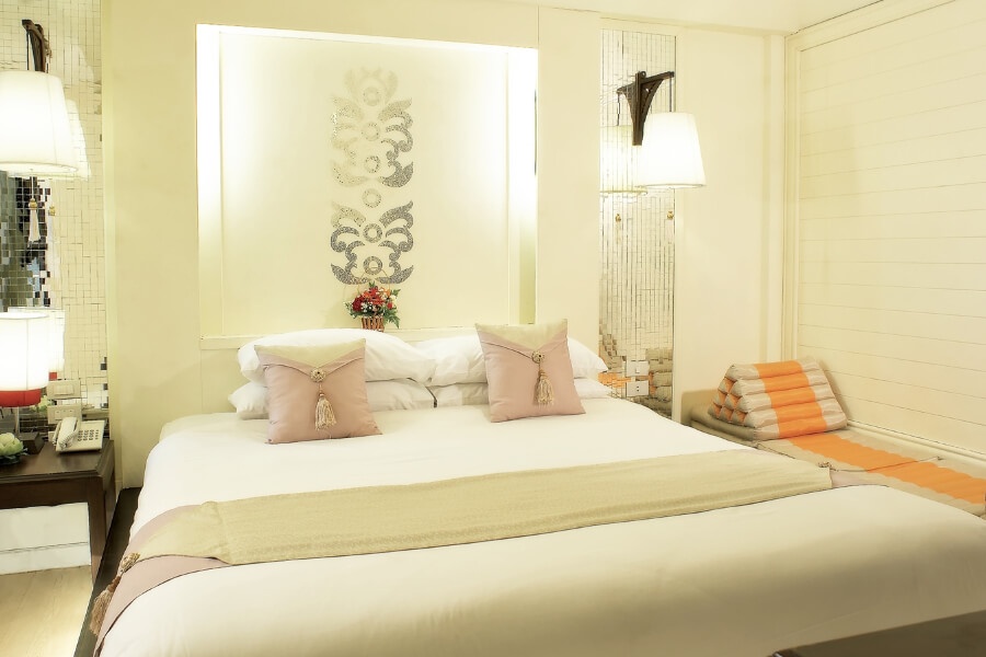 Thailand Chiang Mai Gate Hotel Suite 01