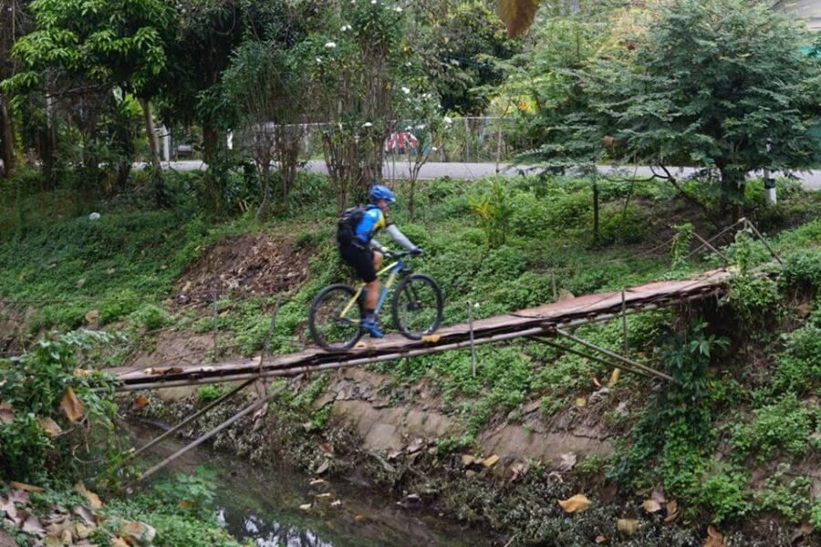 Thailand Chiang Mai fietstour 2