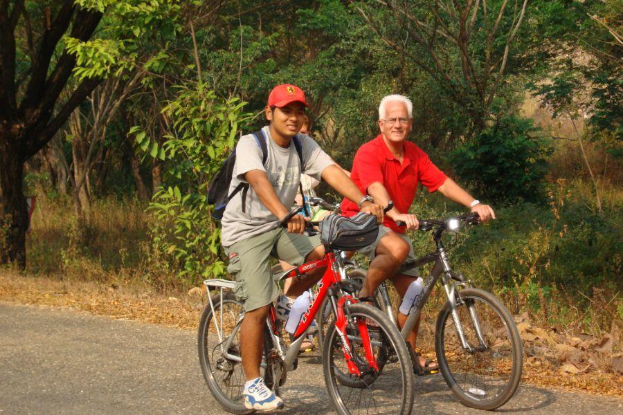 Thailand Chiang Mai fietstour 6