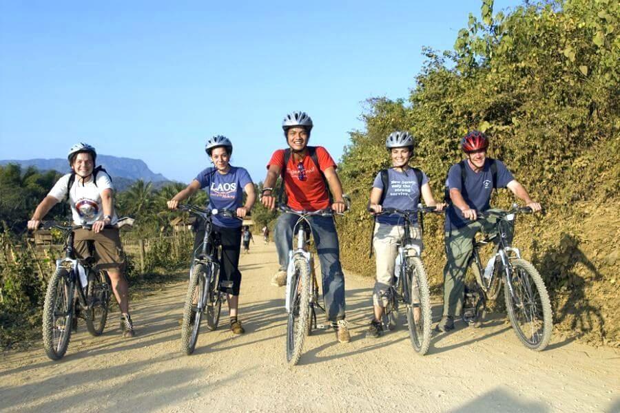 Thailand Chiang Mai fietstour 7