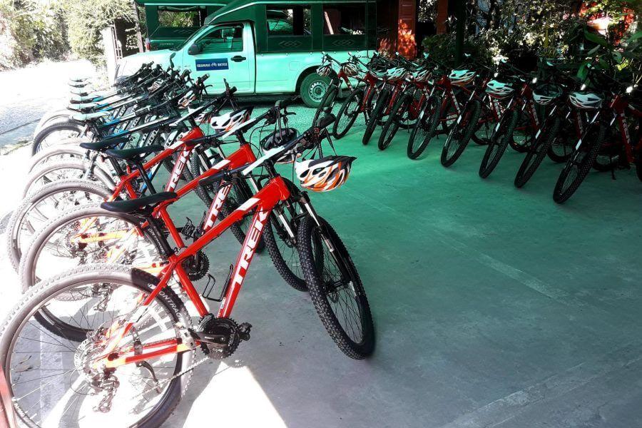 Thailand Chiang Mai fietstour 8