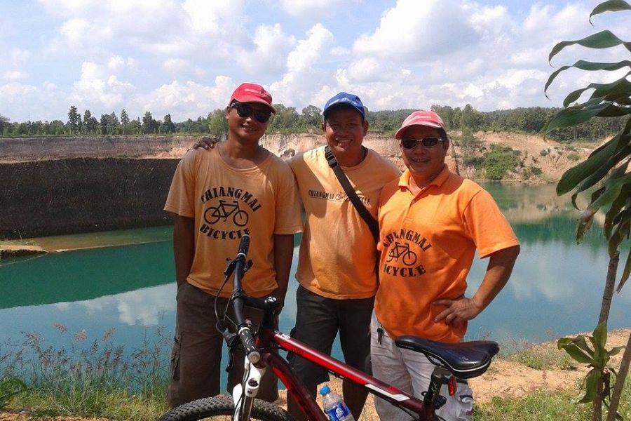 Thailand Chiang Mai fietstour