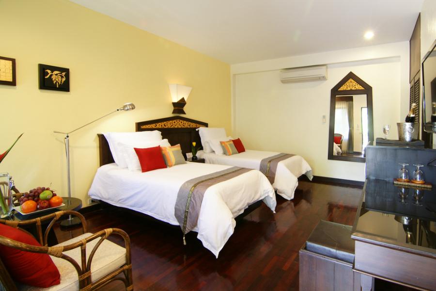 Thailand Chiang Rai Laluna Hotel Resort 1