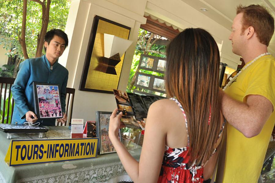 Thailand Chiang Rai Laluna Hotel Resort 11