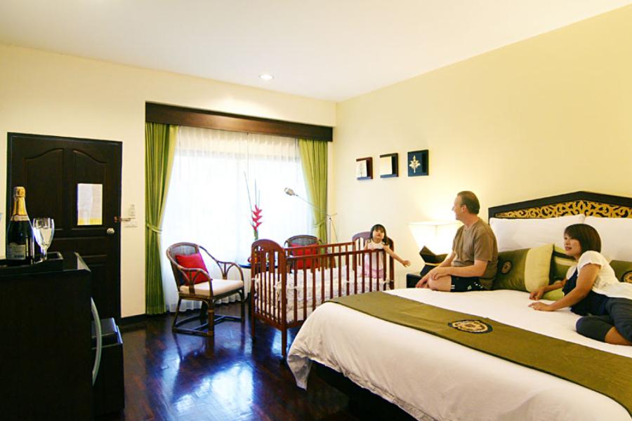 Thailand Chiang Rai Laluna Hotel Resort 9