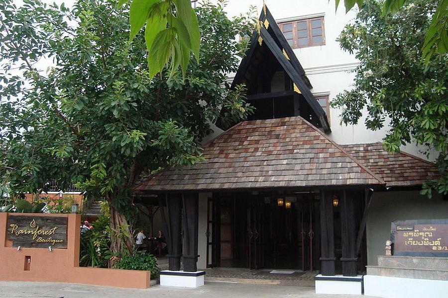 Thailand Hotel Chiang Mai Rainforest Boutique Hotel Chiang Mai 9