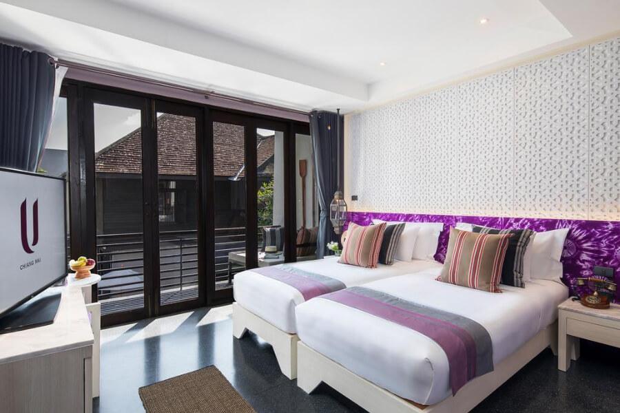 Thailand Hotel Chiang Mai U Chiang Mai 18 1