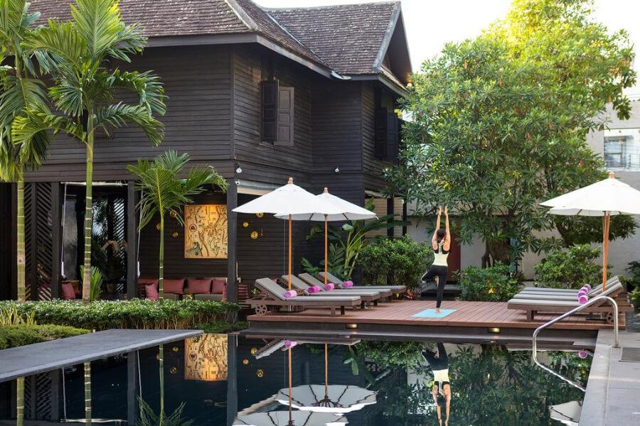 Thailand Hotel Chiang Mai U Chiang Mai 18 10