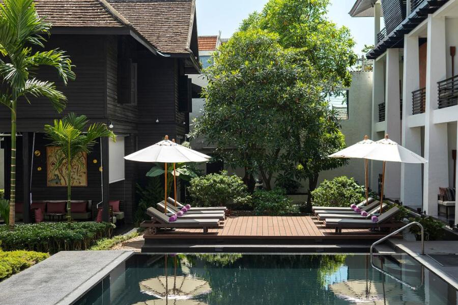 Thailand Hotel Chiang Mai U Chiang Mai 18 11