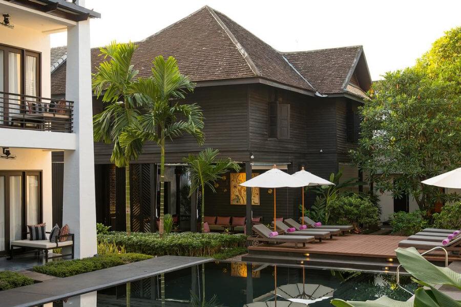 Thailand Hotel Chiang Mai U Chiang Mai 18 16