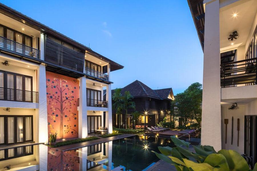 Thailand Hotel Chiang Mai U Chiang Mai 18 18