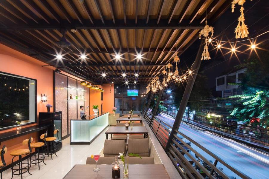 Thailand Hotel Chiang Mai U Chiang Mai 18 8