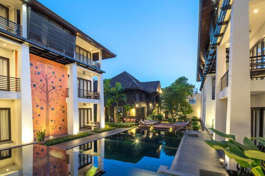 Thailand Hotel Chiang Mai U Chiang Mai 18 9