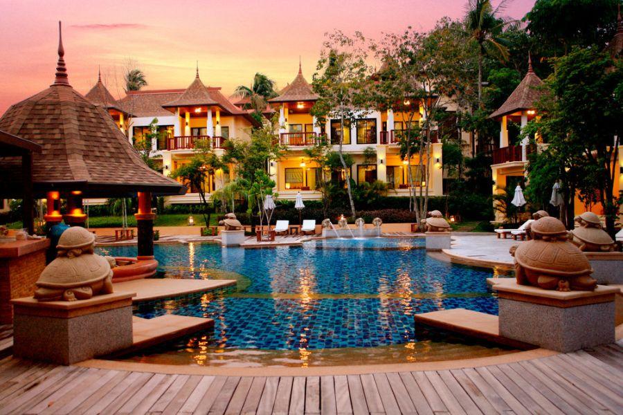 Thailand Hotel Koh Lanta Crown Lanta Resort Spa 4