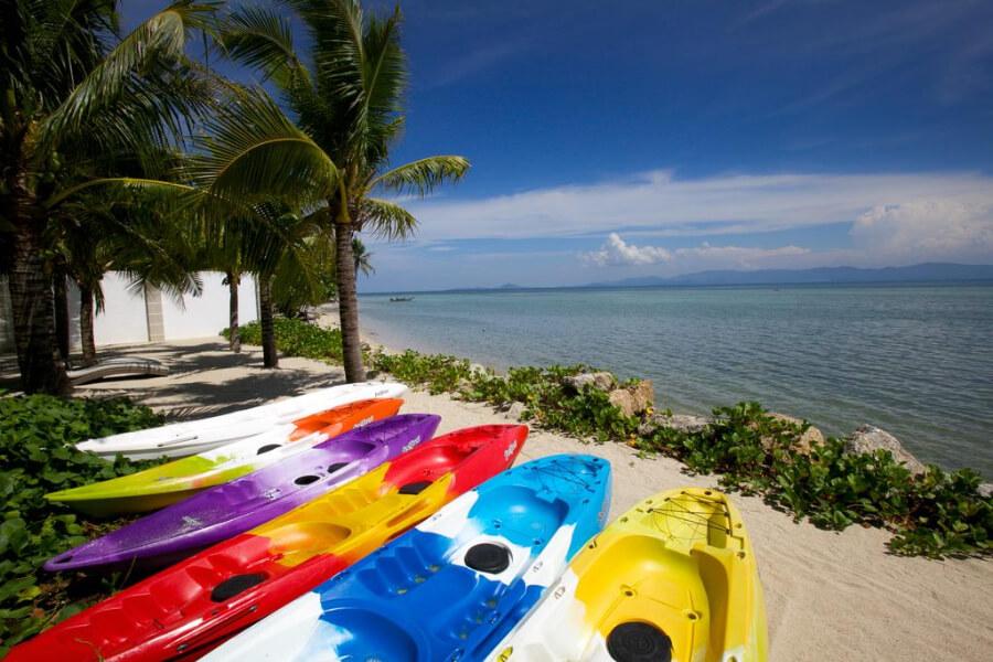 Thailand Hotel Koh Phangan Summer Luxury Resort2 12