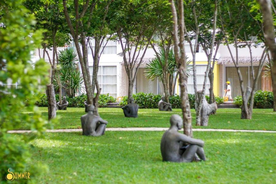 Thailand Hotel Koh Phangan Summer Luxury Resort2 15