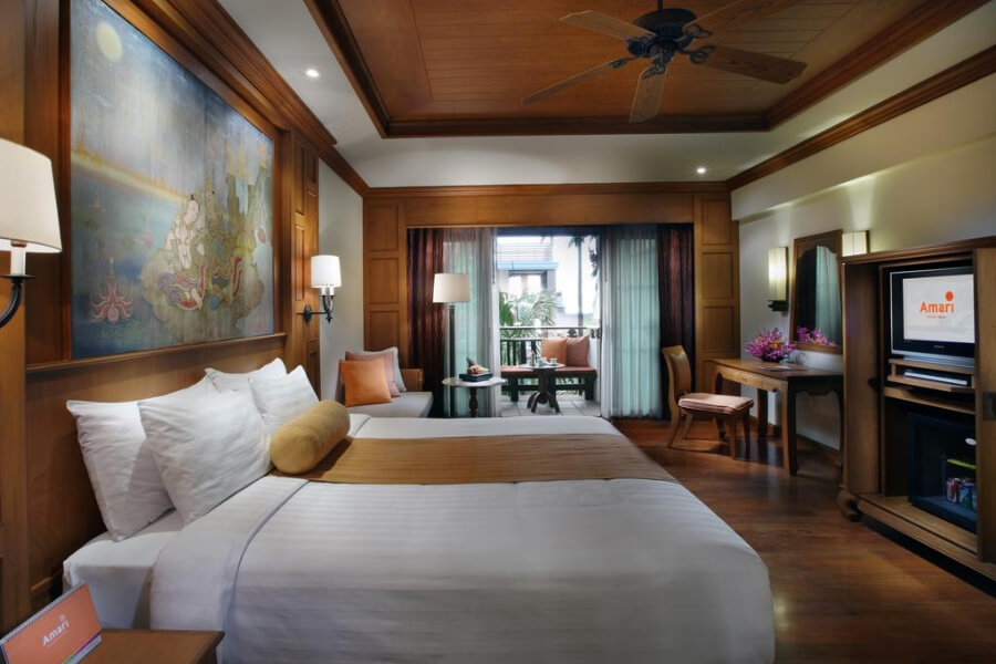 Thailand Hotel Krabi Amari Vogue Resort Krabi22 19