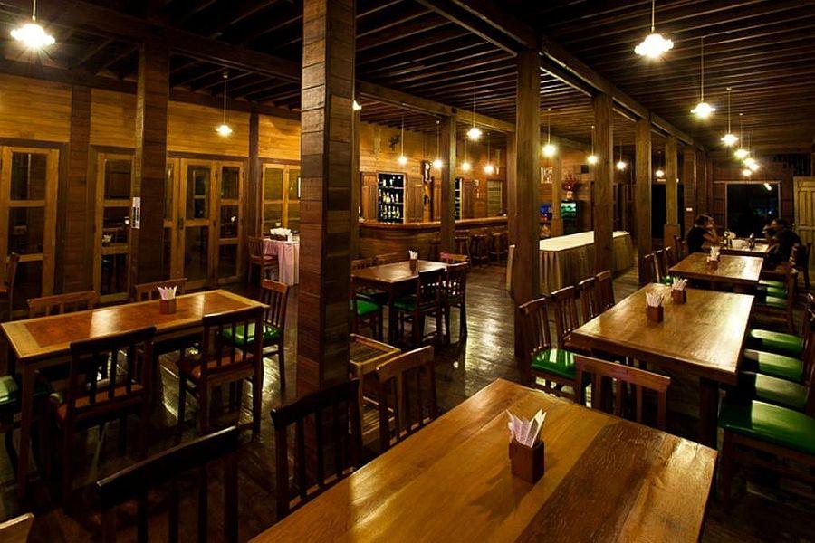 Thailand Hotel Mae Sariang Riverhouse Resort 3