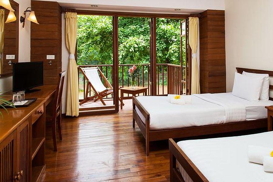 Thailand Hotel Mae Sariang Riverhouse Resort 5