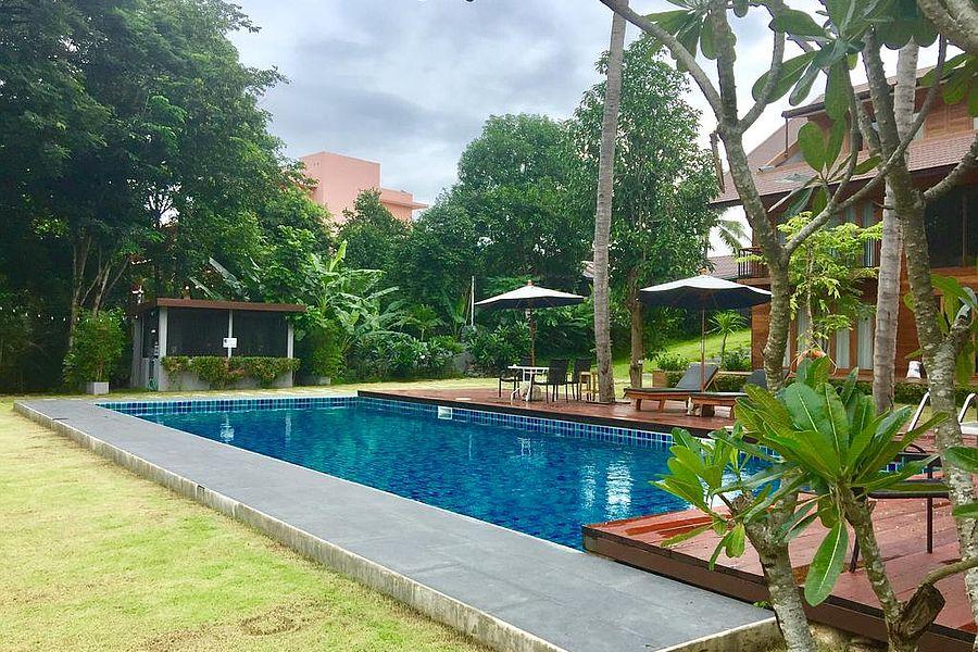 Thailand Hotel Mae Sariang Riverhouse Resort 8