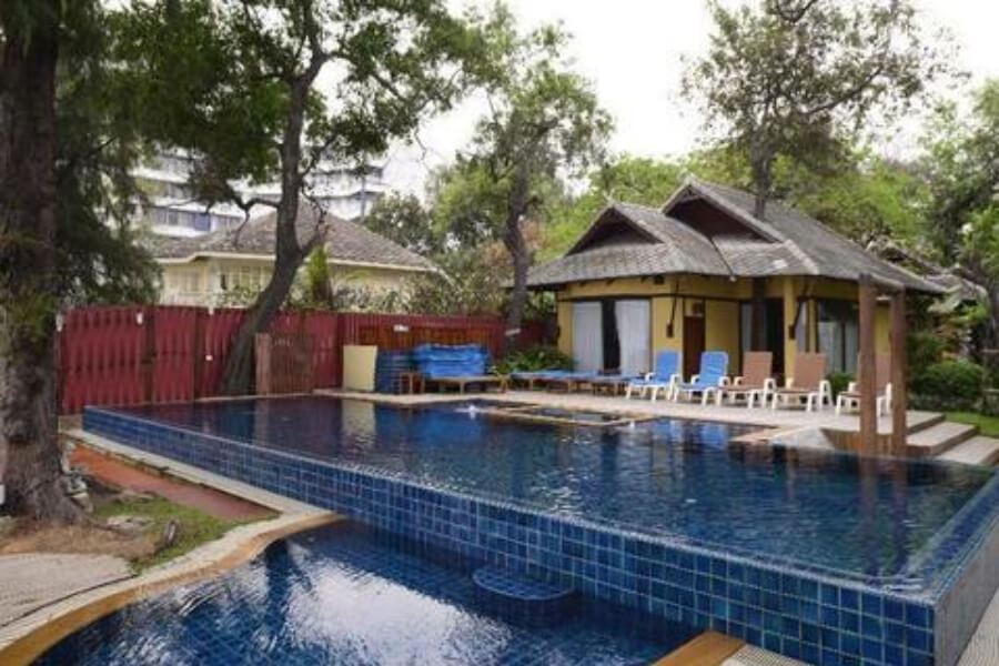 Thailand Hua Hin Baan Talay Dao Resort Hua Hin Hotel 17