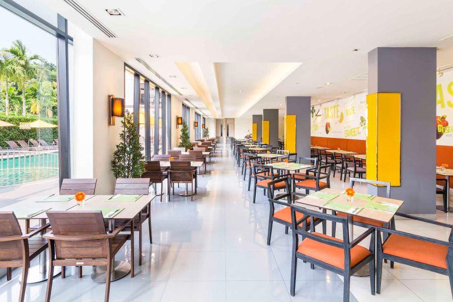 Thailand Hua Hin Ibis Hua Hin hotel restaurant
