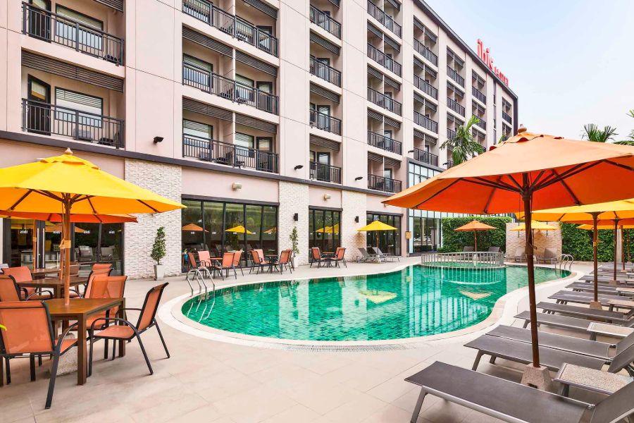 Thailand Hua Hin Ibis Hua Hin hotel zwembad
