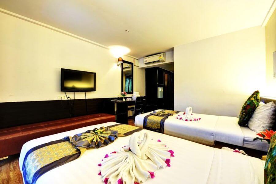 Thailand Jomtien Splendid Resort Standard