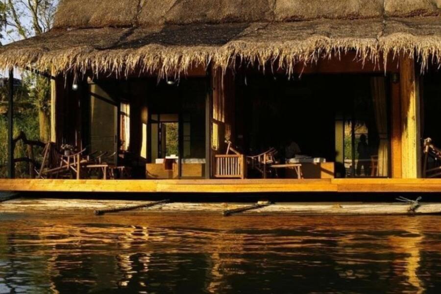 Thailand Kanchanaburi Boutique Rafts Resort 4