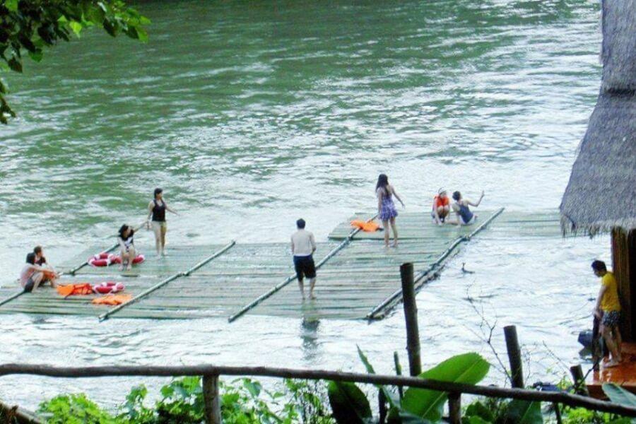 Thailand Kanchanaburi Boutique Rafts Resort 5