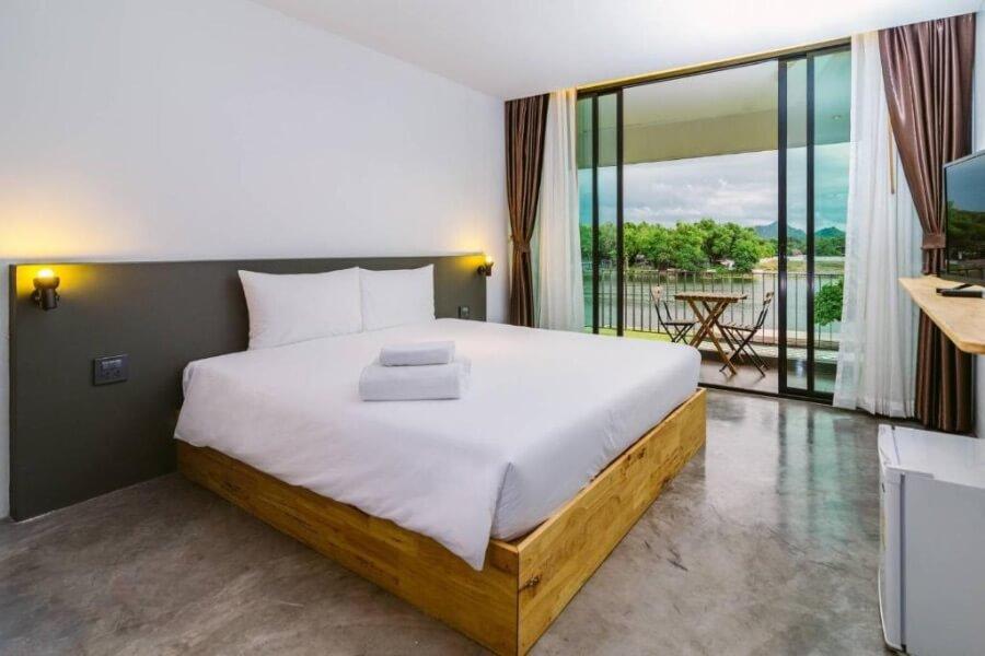 Thailand Kanchanaburi The Zeit River Kwai Hotel 15