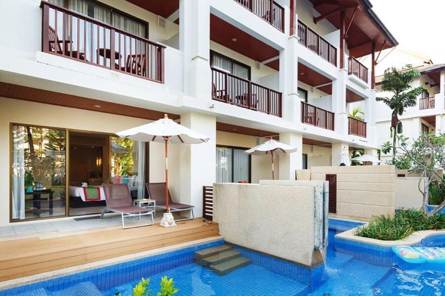 Thailand Khao Lak Apsara pool access 03