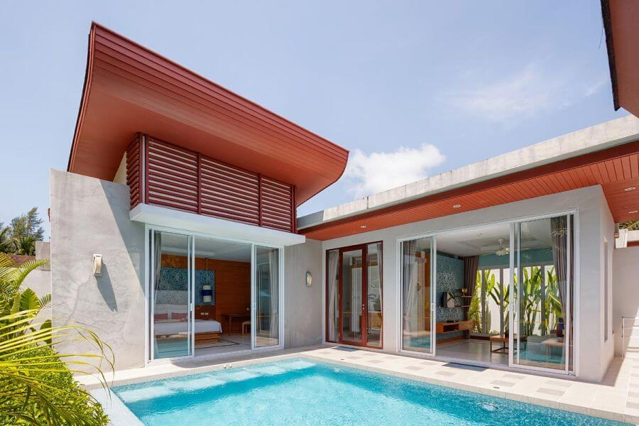 Thailand Khao Lak Apsara pool villa 02