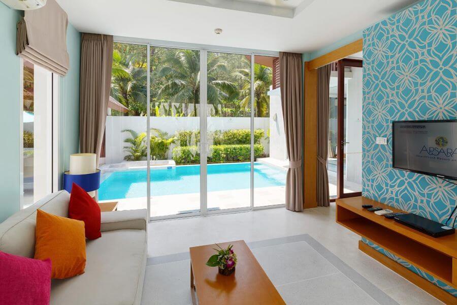 Thailand Khao Lak Apsara pool villa 04