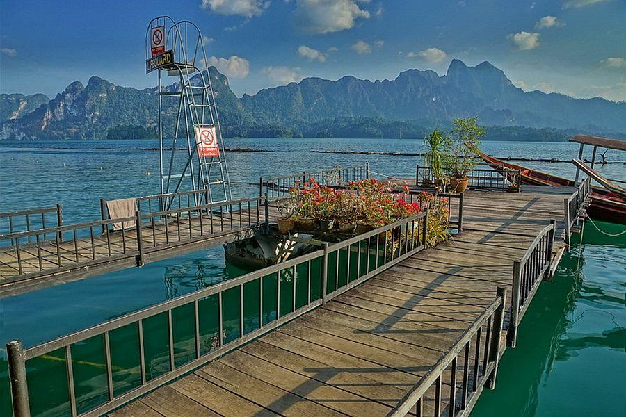 Thailand Khao Sok Smiley Lake House 5