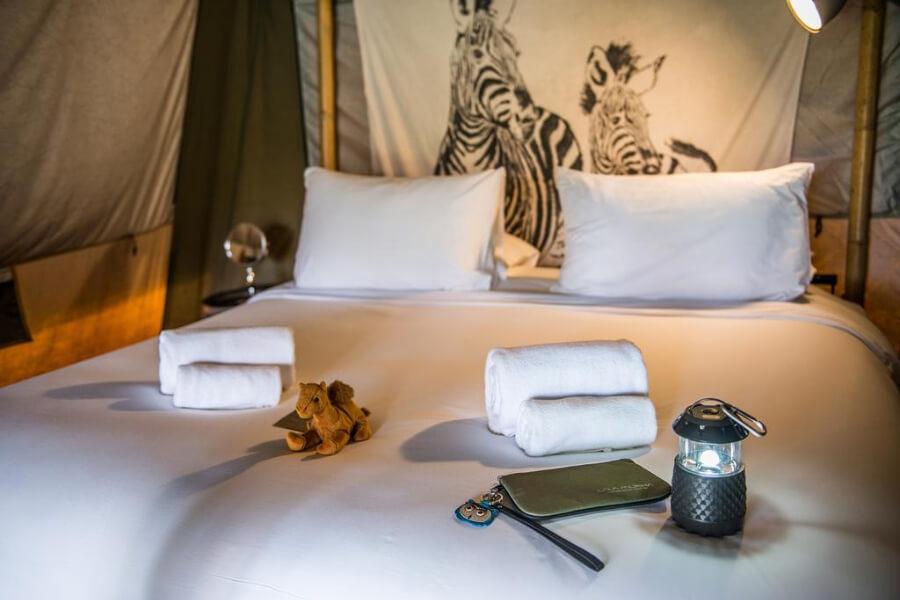 Thailand Khao Yai Hotel Lala Mukha Tented Resort Khao Yai 1
