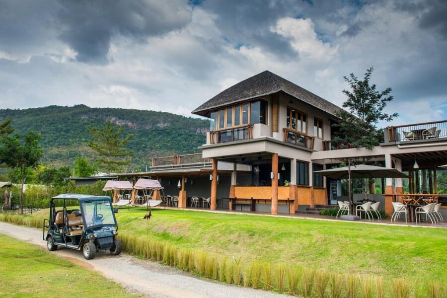 Thailand Khao Yai Hotel Lala Mukha Tented Resort Khao Yai 10