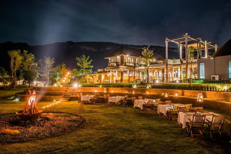 Thailand Khao Yai Hotel Lala Mukha Tented Resort Khao Yai 11