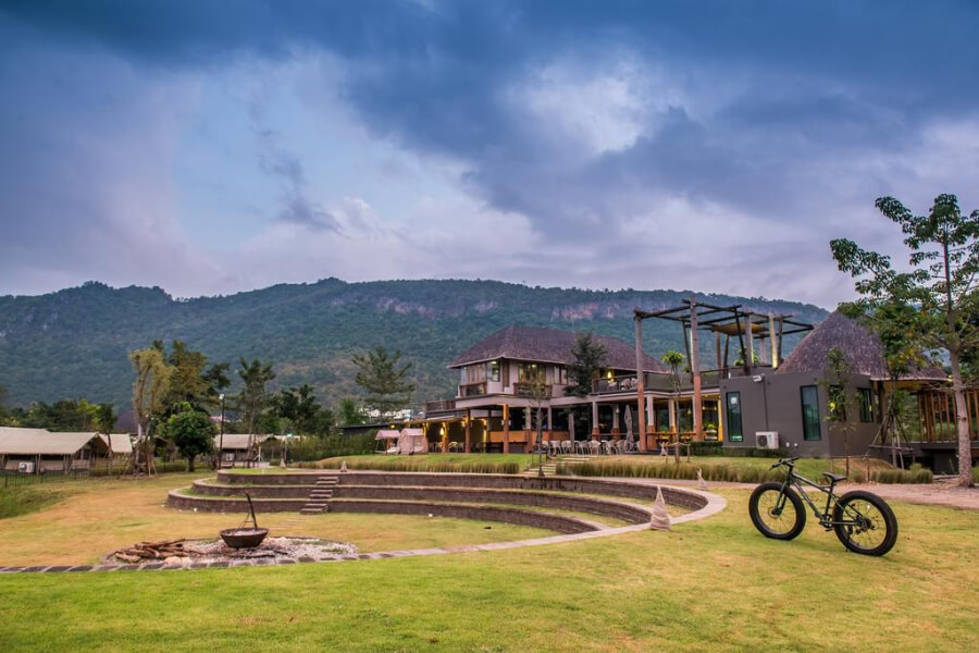 Thailand Khao Yai Hotel Lala Mukha Tented Resort Khao Yai 12