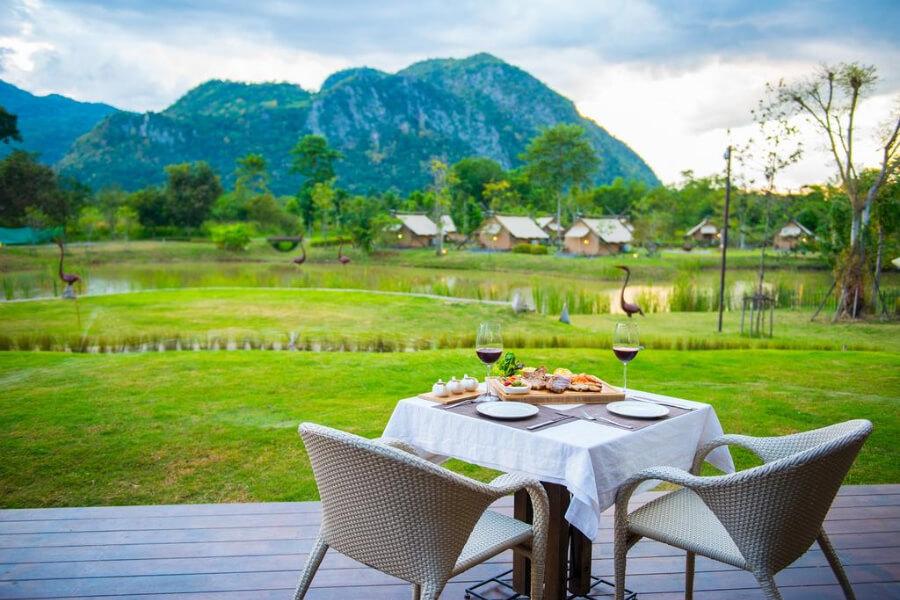 Thailand Khao Yai Hotel Lala Mukha Tented Resort Khao Yai 14