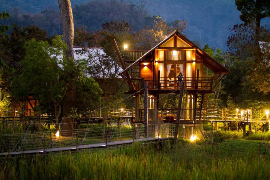 Thailand Khao Yai Hotel Lala Mukha Tented Resort Khao Yai 16