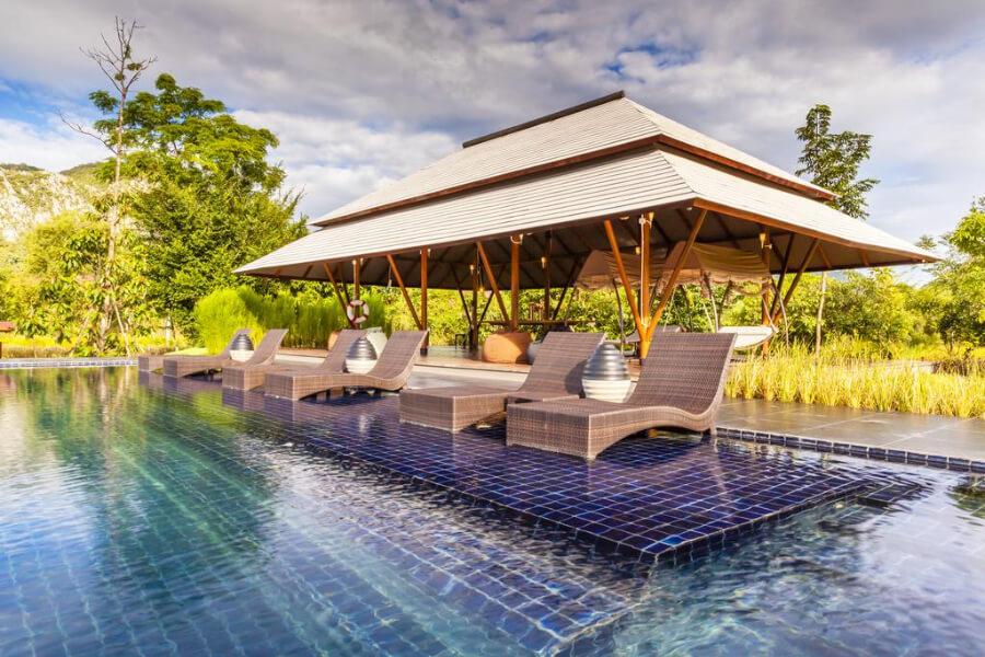 Thailand Khao Yai Hotel Lala Mukha Tented Resort Khao Yai 17