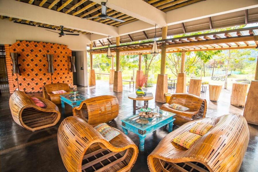 Thailand Khao Yai Hotel Lala Mukha Tented Resort Khao Yai 2