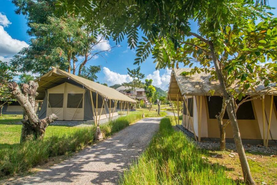 Thailand Khao Yai Hotel Lala Mukha Tented Resort Khao Yai 4