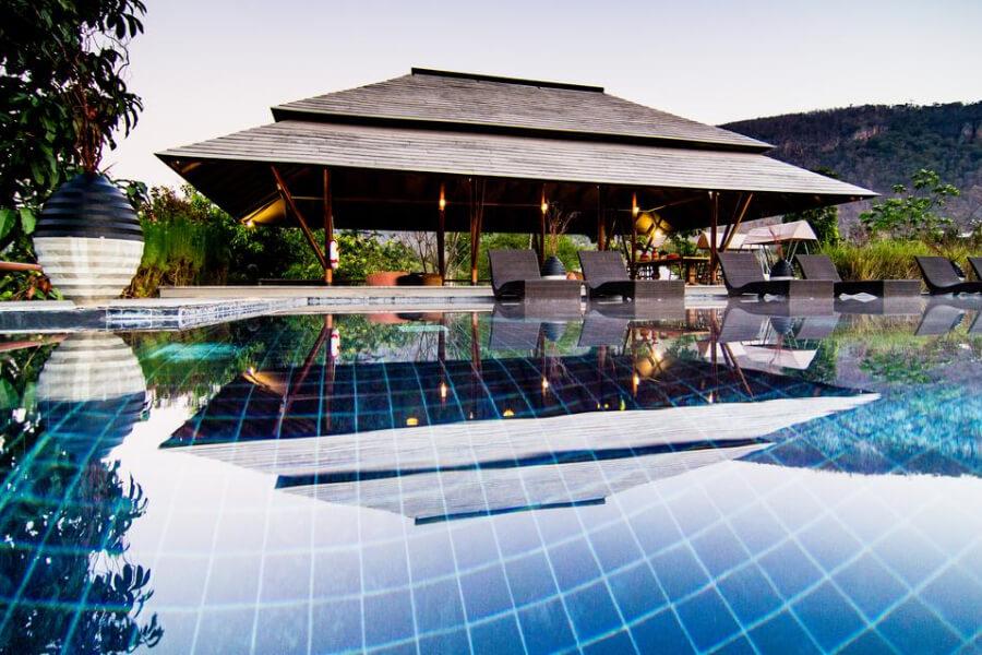 Thailand Khao Yai Hotel Lala Mukha Tented Resort Khao Yai 5