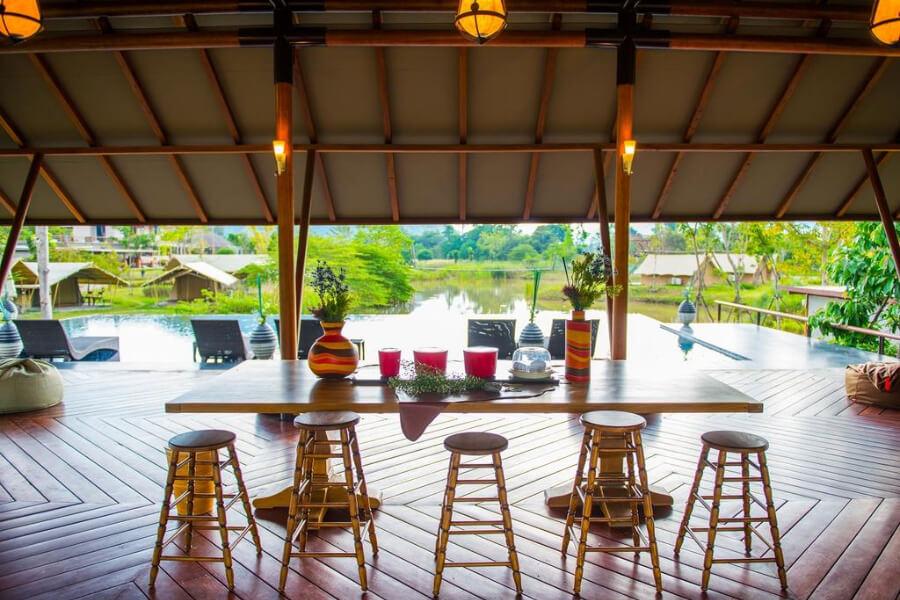 Thailand Khao Yai Hotel Lala Mukha Tented Resort Khao Yai 6